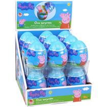 Doce Pastilhas Peppa Pig Ovo Surpresa Caixa com 18 Dtc 4295 -
