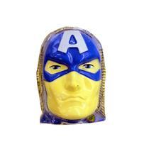 Doce Surpresa - Hero Head - Marvel Avengers - Capitão América - DTC -