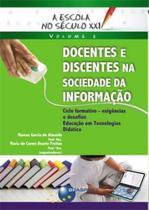 Docentes e dis. soc. informacao - vol. 2 - 01ed/12 - BRASPORT LIVROS