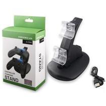 Dock Duplo Compatível Para Controle Xbox One S/X Carregador Base - Oivo/T&Z - Stand