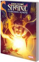 Doctor Strange And The Sorcerers Supreme, Volume 1 - Out Of Time - Marvel