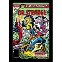Doctor Strange- What Is It That Disturbs You, Stephen - Marvel