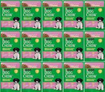 DOG CHOW SACHE FILH CARNE 100g CAIXA COM 15 UNIDADES -