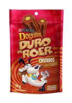 Doguitos Duro de Roer Churros Sabor Carne  70g _ Purina -
