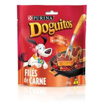 Doguitos para Cães Filés Carne - 65g -
