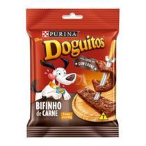 Doguitos Petisco para Cães Sabor Bifinho Carne -