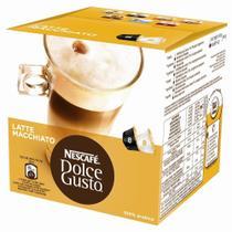 Dolce Gusto Latte Macchiato 194g c/ 16 Cápsulas - Nescafé - Nestlé