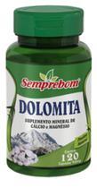 Dolomita - 120 Cáps - 950 MG - Semprebom
