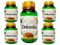 Dolomita Kit Com 5 Potes - Wra