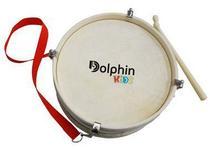 Dolphin Bumbo Infantil 10 Polegadas Madeira 8461 -