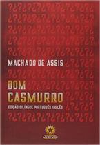 Dom casmurro : edicao bilingue - Landmark -