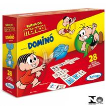Dominó Turma Da Mônica 28 Peças 10543 Xalingo -