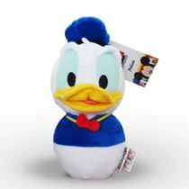 Donald Mundo Plush Turma do Mickey Disney - DTC 4392 -