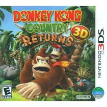 Donkey Kong Country Returns 3D - 3DS - Nintendo