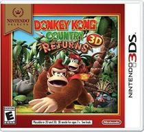 Donkey Kong: Country Returns 3D (Nintendo Selects) - 3DS -