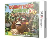 Donkey Kong Country Returns 3D para Nintendo 3DS - Nintendo