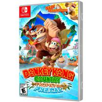 Donkey Kong Country: Tropical Freeze - Nintendo Switch -