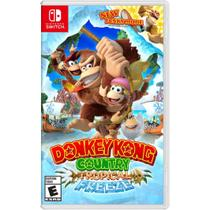 Donkey Kong Country : Tropical Freeze - Switch - Nintendo