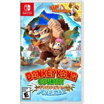 Donkey Kong Country Tropical Freeze - Switch - Nintendo