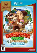 Donkey Kong Country Tropical Freeze - Wii U - Nintendo