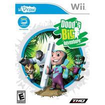 DoodS Big Adventure Udraw Nintendo Wii Game Thq -