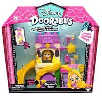 Doorables Disney - Torre Da Rapunzel - Dtc 5085 -
