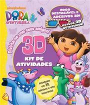 Dora, A Aventureira - Divirta-se Com Seus Amigos! - Dcl -