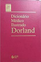 Dorland (Pocket) Dicionario Medico Edicao 25 Capa dura 1997 Dorland - Roca