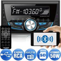 Double Din Roadstar RS3707BR USB/SD/Bluetooth/Aux/FM