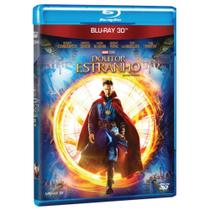 Doutor Estranho 3D - Blu-Ray - Marvel