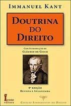 Doutrina do Direito - 04Ed/13 - Icone