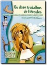 Doze trabalhos de hercules, os                  05 - Scipione