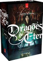 Dragões de Éter: Trilogia - Box c/ 3 livros - Leya -