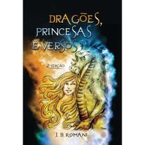 Dragões, princesas e versos - Scortecci Editora -