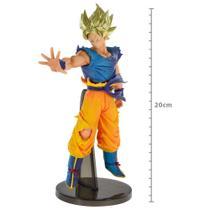 Dragon Ball - Action Figure - Blood of Saiyajins - Goku Super Saiyajin - Bandai Banpresto