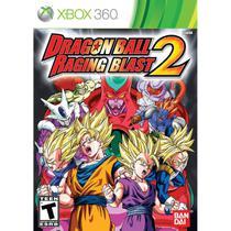 Dragon Ball Raging Blast 2 - Xbox 360 - Microsoft