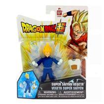 Dragon Ball Super Figura Vegeta Saiyan - Barão Toys -