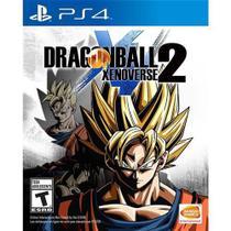 Dragon Ball Xenoverse 2 - Jogo compatível com Ps4 - Sony