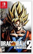 Dragon Ball Xenoverse 2 Switch Midia Fisica -