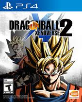 Dragon Ball Xenoverse II (2) - PS4 - Sony