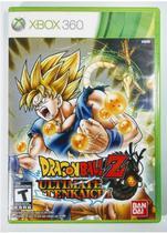 Dragon Ball Z: Budokai - Xbox 360 - Jogo