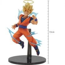 Dragon Ball Z Dokkan Battle Collab Super Saiyan 2 Goku Angel - Bandai Banpresto