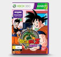 Dragon Ball Z for Kinect - Microsoft