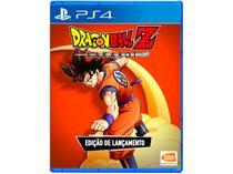 Dragon Ball Z: Kakarot para PS4 Bandai Namco - Edição de Lançamento