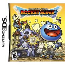 Dragon quest heroes: rocket slime - nds - Nintendo