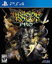 Dragons Crown Pro: Battle Hardened Edition Ps4 - Sony