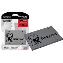 "Drive SSD Desktop e Notebook Kingston SUV500/120G UV500 120GB 2,5"" Sata 3 6GB/s -"