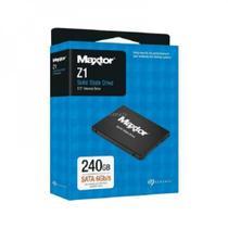 Drive Ssd Sata3 2.5 Seagate Maxtor 480gb Ya480vc1a001 -