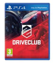 Driveclub - Ps4 - Sony