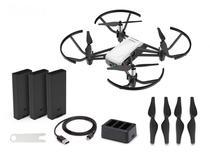 Drone dji tello boost combo arctic white -